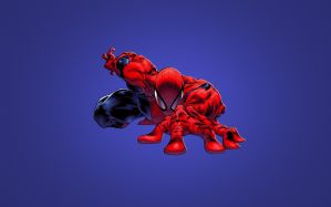 Desktop Wallpaper: Spider man