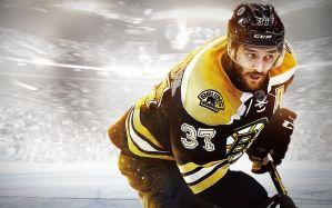 Desktop Wallpaper: Hockey player wallpa...