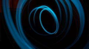 Desktop Wallpaper: Blue light