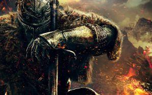 Desktop Wallpaper: Dark Souls game