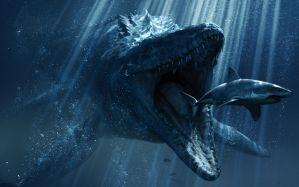 Desktop Wallpaper: Jurassic world