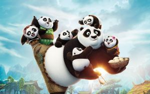 Desktop Wallpaper: Kung Fu panda