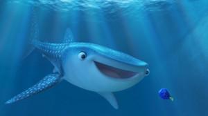 Desktop Wallpaper: Dory of finding Nemo