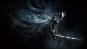 Desktop Wallpaper: Knight illustration