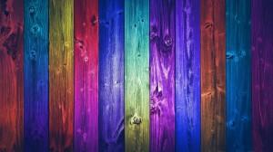 Desktop Wallpaper: Multicolored board