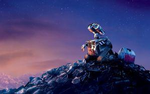 Desktop Wallpaper: WALL-E