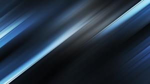 Desktop Wallpaper: Blue stripes