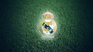 Desktop Wallpaper: Real Madrid logo