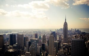 Desktop Wallpaper: Empire state buildin...