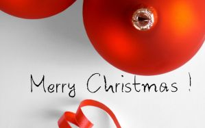 Merry Christmas - скачать обои на рабочий стол