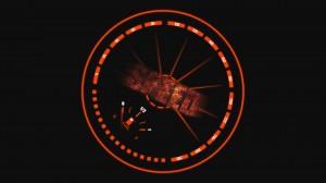 Desktop Wallpaper: Orange speedometer