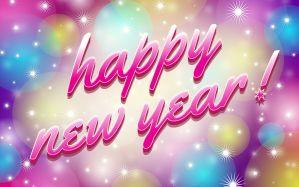 Desktop Wallpaper: Happy New Year!