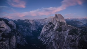 Desktop Wallpaper: Half dome
