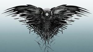 Desktop Wallpaper: Black and gray eagle