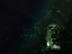 Desktop Wallpaper: Scream of Pain