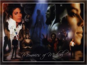 Desktop Wallpaper: Collage with Michael...