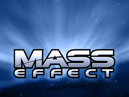 Logotype of Mass Effect