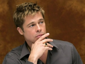 Desktop Wallpaper: Bradley Pitt