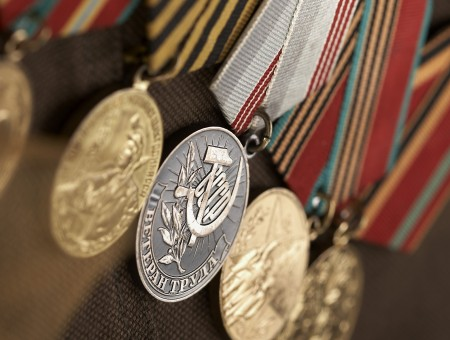 Medals and Orders