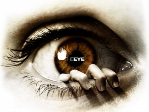 Desktop Wallpaper: Unusual Eye