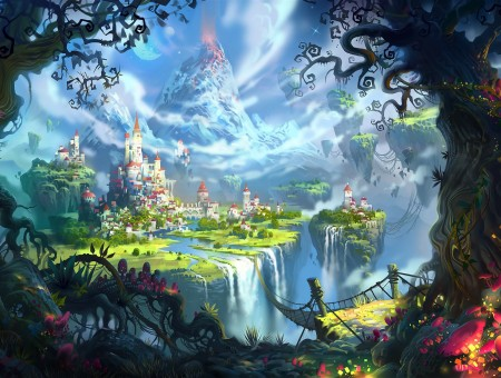 The World of Fairy Tale