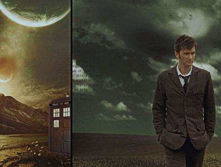 David Tennant From Dr Who