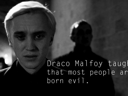 Draco Malfoy Wallpapers Every Day
