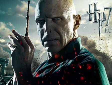 Lord Voldemort Hp 7 Part 2 Poster