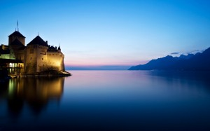 Desktop Wallpaper: Switzerland Castle B...