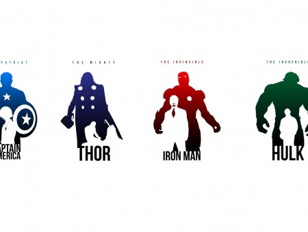 Iron Man Silhouette Poster Wallpapers Every Day