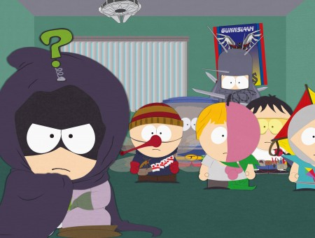 South Park Cartoon