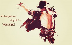 Desktop Wallpaper: Michael Jackson King...