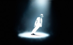 Desktop Wallpaper: Michael Jackson Doin...
