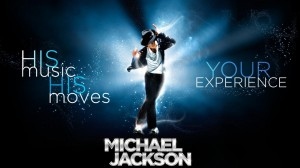 Desktop Wallpaper: Michael Jackson Post...