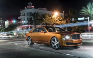 Desktop Wallpaper: Brown Bentley Contin...