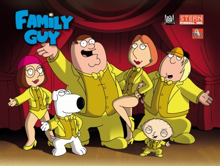 Family Guy Casts