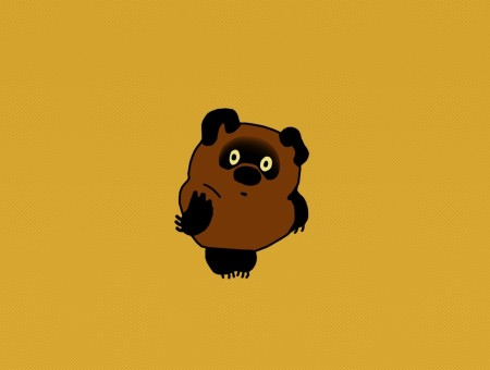 Animal Cartoon Character Illustration
