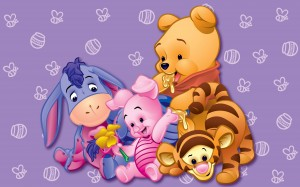 Desktop Wallpaper: Winnie The Pooh And ...