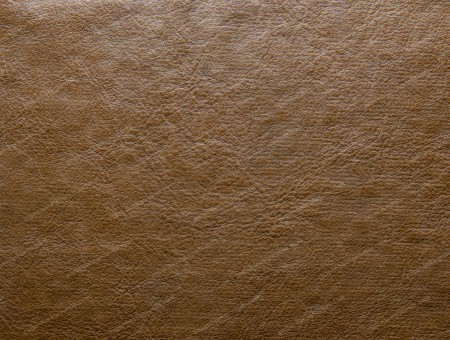 Brown Leather Textile