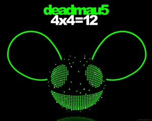 Desktop Wallpaper: Deadmau 5 4 X 4 12 C...