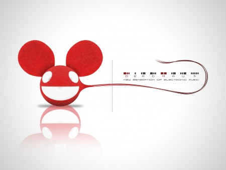 Red Mouse Smiley