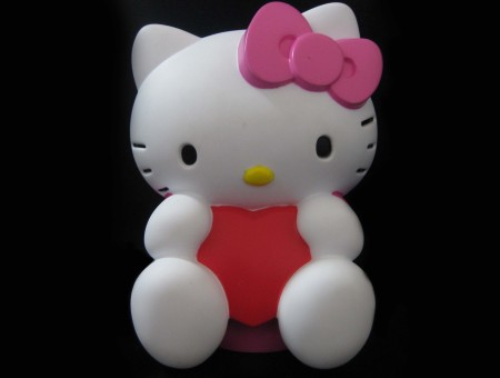 Hello Kitty Figurine