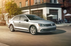 Desktop Wallpaper: Grey Sedan VW Passat