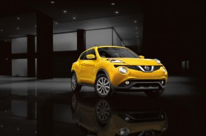 Desktop Wallpaper: Red Nissan Juke On D...