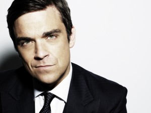 Desktop Wallpaper: Robbie Williams