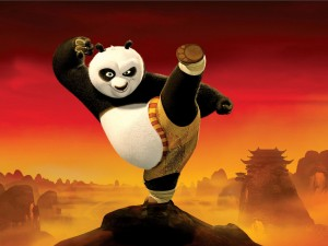Desktop Wallpaper: Po Of Kungfu Panda