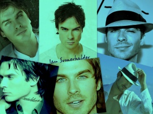 Desktop Wallpaper: Ian Somerhalder Phot...