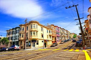 Desktop Wallpaper: San Fransico Street