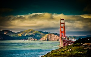 Desktop Wallpaper: Golden Gate Bridge S...
