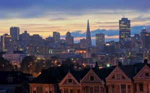 Desktop Wallpaper: San Franscisco Skyli...